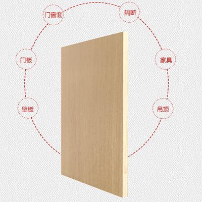 防水细木工板